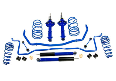 Stop the Hop With Purchase of Corner Carving ROUSH Suspension