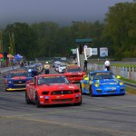 Grand-Am GS Recon Lap - Lime Rock 2013