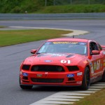 No. 61 Mustang Westbend - Lime Rock 2013
