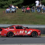 No. 61 Straight Closeup - Lime Rock 2013